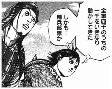 飛信隊 田考